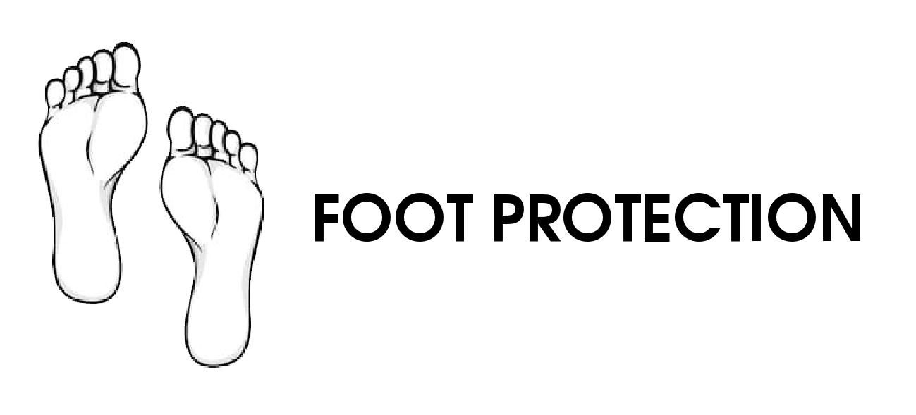 Landing Page for Foot Protection